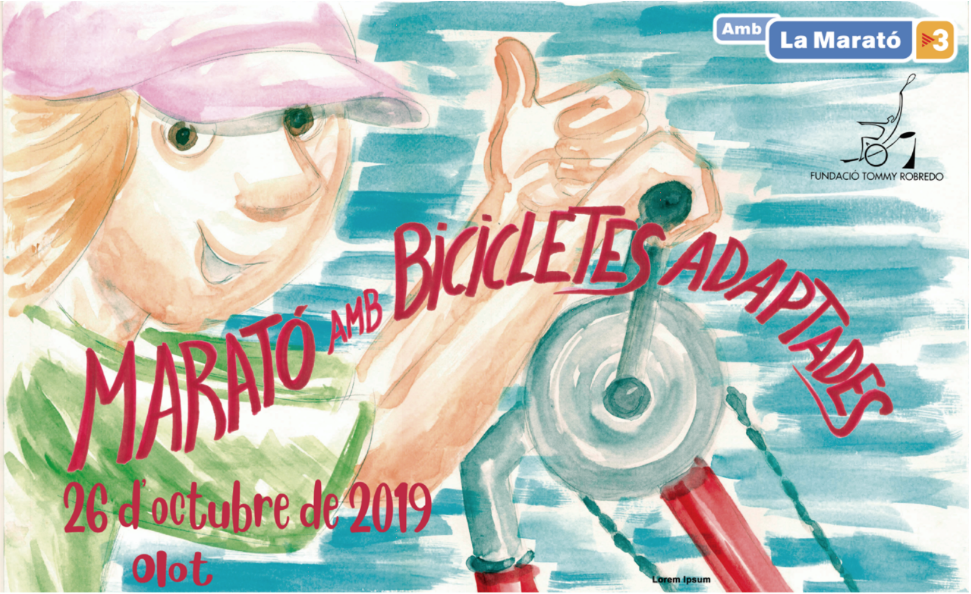 Adapted Bikes Marathon: October 26th