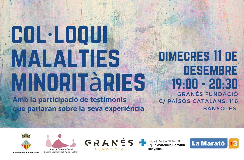 Granés Fundació Acull Un Acte De La Marató Sobre Malalties Minoritàries