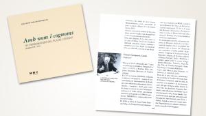 """Candi Granés, Un Dels 151 Personatges Del Llibre """"Amb Nom I Cognoms"""""""