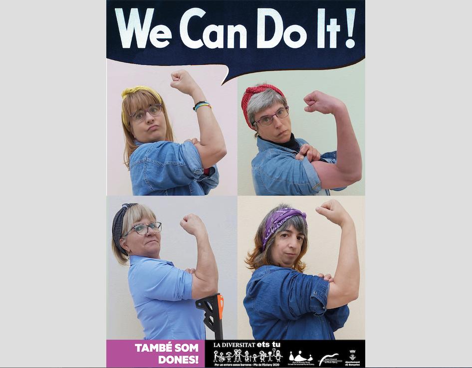 La Igualdad Mensaje De La Campaña Del Mes De Marzo «La Diversidad Eres Tú»
