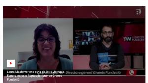 Laura Masferrer Ens Parla De La 1a Jornada Esport Inclusiu Reptes De Futur De Granés Fundació – Banyolestv