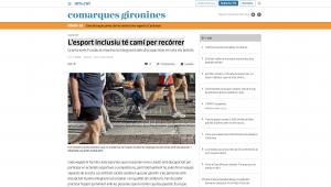 L'esport Inclusiu Té Camí Per Recórrer – Diari Ara