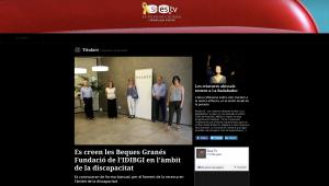 Es Creen Les Beques Granés Fundació De L'IDIBGI En L'àmbit De La Discapacitat – Sies.tv